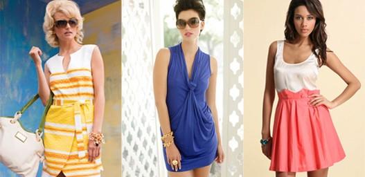 Letnje haljine modeli 2012