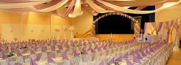 dekoracije za svadbu