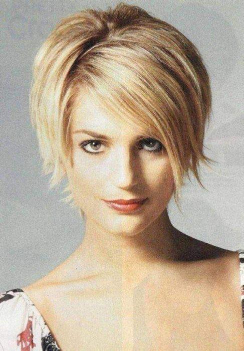 Moderne boje za kratke frizure